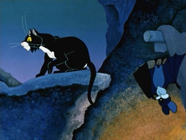 Кот который гулял сам по себе мультфильм скачать торрент