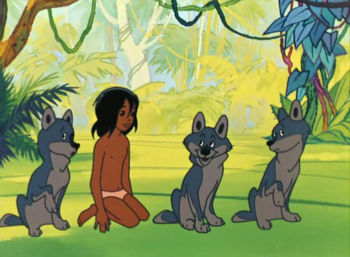 Маугли мультфильм скачать одним файлом