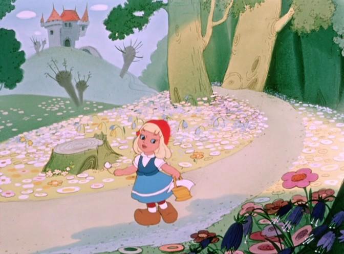 Скачать торрент мультфильм петя и красная шапочка.