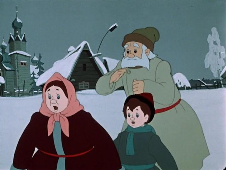 мультфильм по щучьему велению 1957 скачать торрент