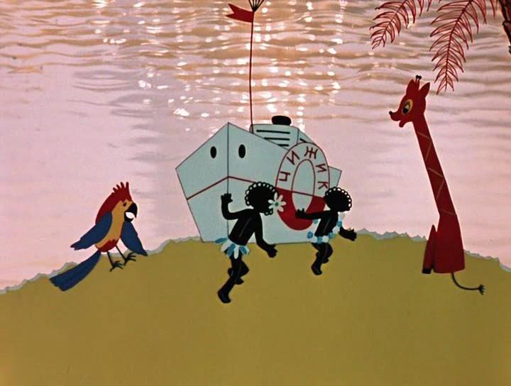 мультфильм катерок 1970 скачать торрент